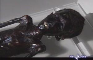 La mummia di Grottarossa