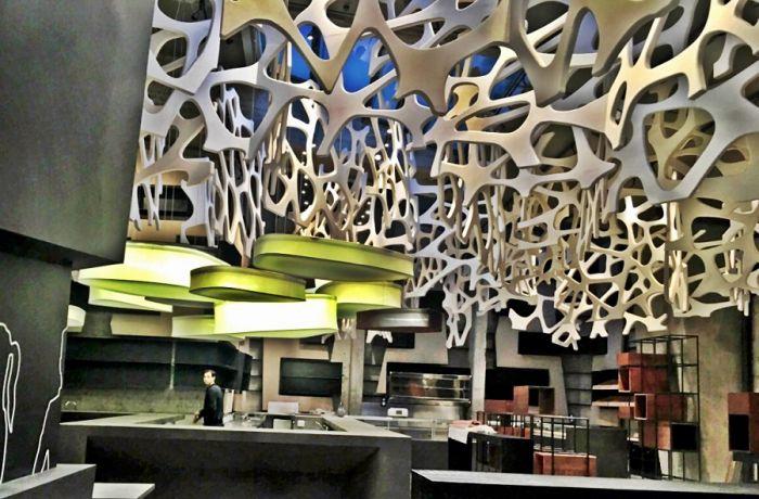 Cristina Bowerman apre a Testaccio il ristorante più grande di Roma