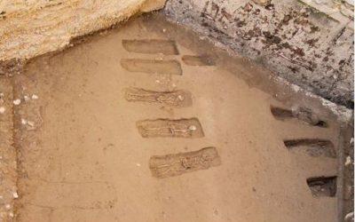 Una necropoli ebraica scoperta a Trastevere