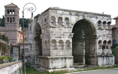 Arco di Giano? Costantino? Costanzo II? Watch Day e visite speciali