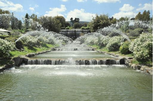 Il Giardino delle Cascate riaperto dopo 56 anni