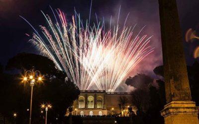 Girandola di Castel Sant'Angelo – 29 giugno 2017 h. 21.30