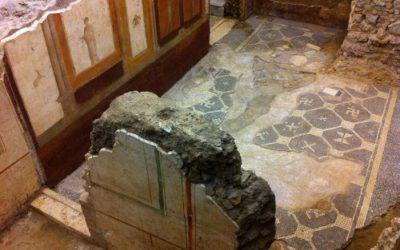 La residenza di Elena a Santa Croce in Gerusalemme – 30 settembre